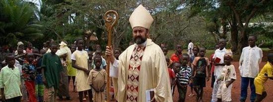 El obispo español de Bangassou relata cómo se vive la Semana Santa en República Centroafricana