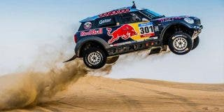 El Rally Dakar se muda a Arabia Saudita