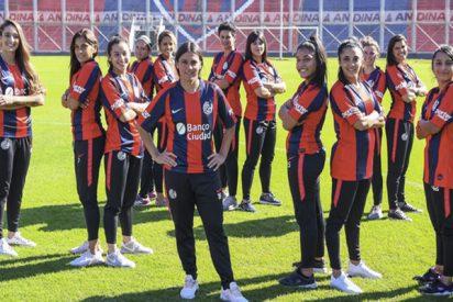 El San Lorenzo de Almagro es ya el primer equipo femenino profesional de la historia del fútbol argentino