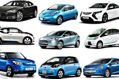 """¡En un solo """"Clic"""" tendrás más de 100 vehículos eléctricos para compartir!"""