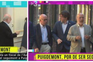 Rahola y Beni en TV3 sueltan la trola del año: ¡la amenaza de secuestro de su amado líder Puigdemont!