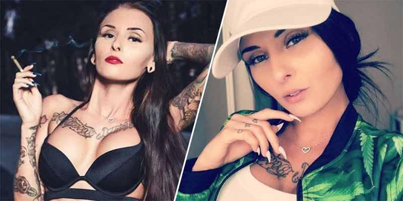 Elysia, la modelo cachonda, revela el secreto que mejoró su vida sexual