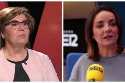 ¡Qué 'dEscario'! La directora de comunicación de RTVE recurre a Pepa Bueno para justificar el plante de Sánchez