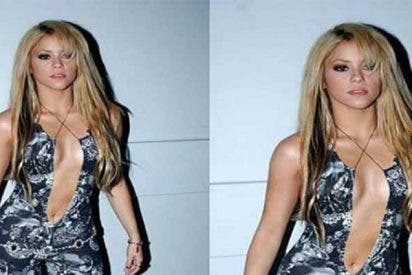 El truco de la hermosa Shakira para parecer más alta