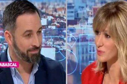 """Santiago Abascal deja 'planchada' a Susanna Griso: """"Estáis de espaldas a la inmigración"""""""