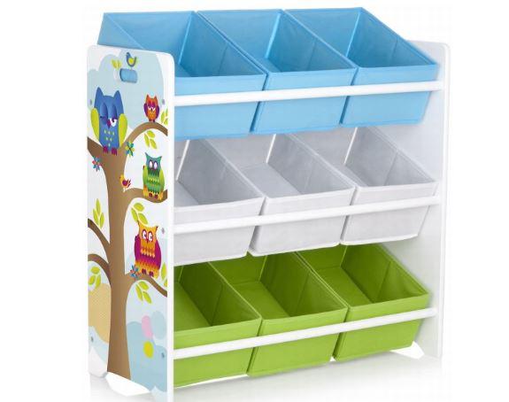 estante para dormitorio de bebé