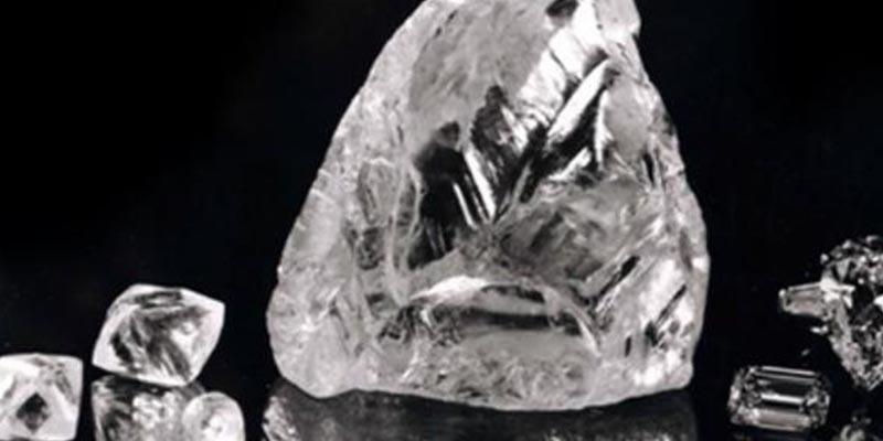 """¿Sabes cómo se rompió realmente la """"Estrella del Sur"""", el diamante más grande del mundo?"""