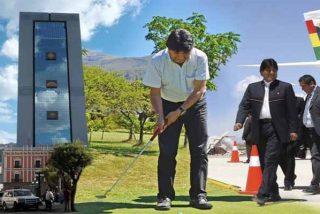 """'A cuerpo de rey': Así eran los lujos que disfrutaba el """"humilde"""" Evo Morales en Bolivia"""