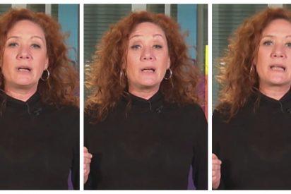 Una jurista pone en su sitio a Cristina Fallarás con un zasca de los que hacen afición por inmiscuirse en el caso de Juana Rivas