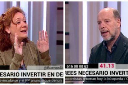 """Cristina Fallarás vive en sus mundos de Yupi y no quiere invertir en Defensa: """"A mí las tropas españolas me importan un pito"""""""