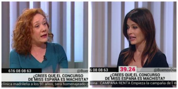 """La 'acomplejada' Fallarás ahora dice que no le gusta Miss España porque """"es machista"""""""
