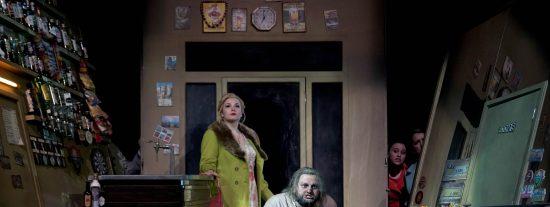 Falstaff, un marginal triunfa en la ópera