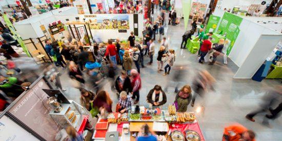 La feria vegana más antigua de Europa vuelva a Barcelona