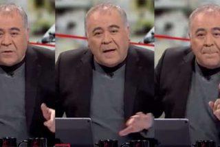 """Ferreras se toma tan en serio la broma de un dirigente de VOX que se rasga las vestiduras en directo: """"Si queréis cerrarnos, os va a costar un poquito"""""""