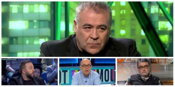 La paliza de Iglesias a Ferreras le hace buscar falangistas en Vox: ¿Cuándo hablarás de los 'terroristas' Boye y Sastre?