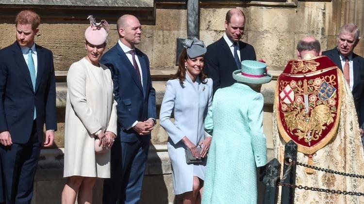 El incómodo cumpleaños de Isabel II: Sin Meghan Markle y con William y Harry molestos