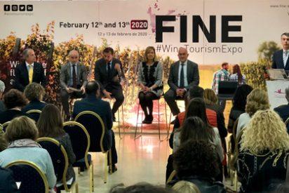 La Feria de Valladolid presenta FINE, Salón Internacional del Enoturismo