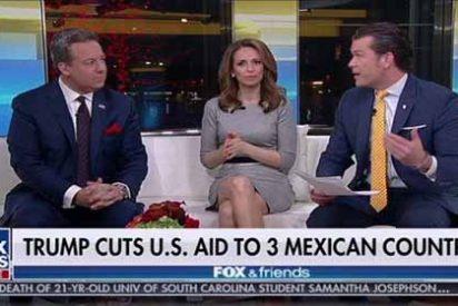 """Polémica en las redes: Fox llamó """"3 países mexicanos"""" a El Salvador, Guatemala y Honduras"""