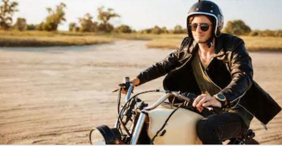 conducir en moto