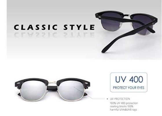 63a38b04bc Gafas de sol polarizadas más vendidas en Amazon - Periodista Digital