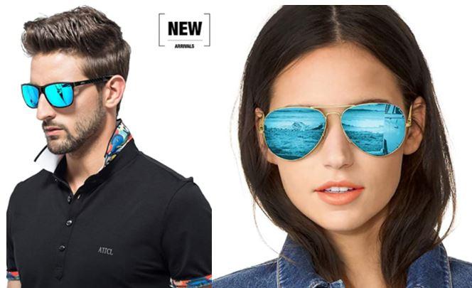 Gafas de sol polarizadas más vendidas en Amazon