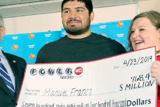 ¿Sabes por qué este hombre que ganó 768,4 millones de dólares en la lotería opta por un pago único de 477 millones?