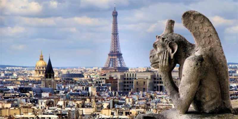 Los secretos que esconden las monstruosas gárgolas de la catedral de Notre Dame