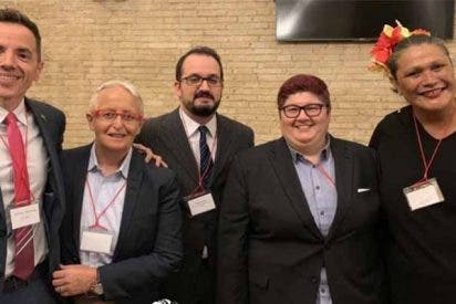 El Vaticano mantiene un encuentro histórico con una delegación LGTB