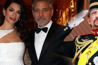 ¿Sabes por qué George Clooney pide el boicot a los hoteles del sultán de Brunei?
