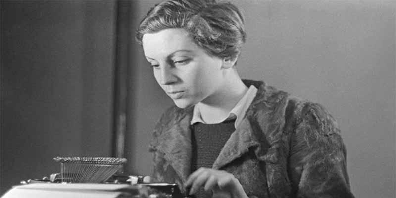 Gerda Taro, la reportera que murió en la Guerra Civil de España y ayudó a crear a Robert Capa