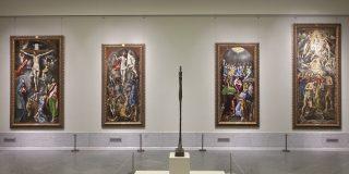Visita póstuma de Giacometti al Prado