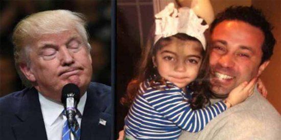 La hija de Joe Giudice, 'estrella' de TV', llama a Donald Trump para que no deporte a su papá