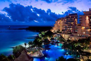 Cancún/ Hoteles de Gran Lujo: Grand Fiesta Americana Coral Beach