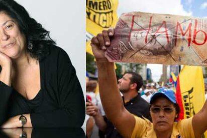 Los venezolanos estallan heridos e indignados contra Almudena Grandes por publicar en El País que no existe un relato fiable sobre lo que pasa en Venezuela