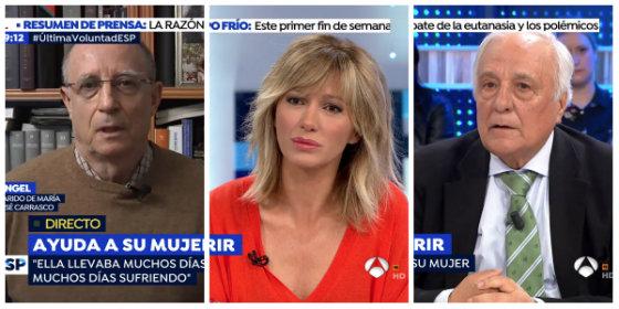"""Raúl del Pozo denuncia el escrache que sufrió en la red: """"Me llamaron hijo de puta, rata, miserable, indecente, canalla, vendido"""""""