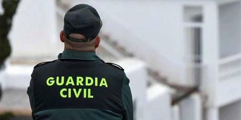 Dos guardias civiles fuera de servicio detienen al violador de una niña de 5 años