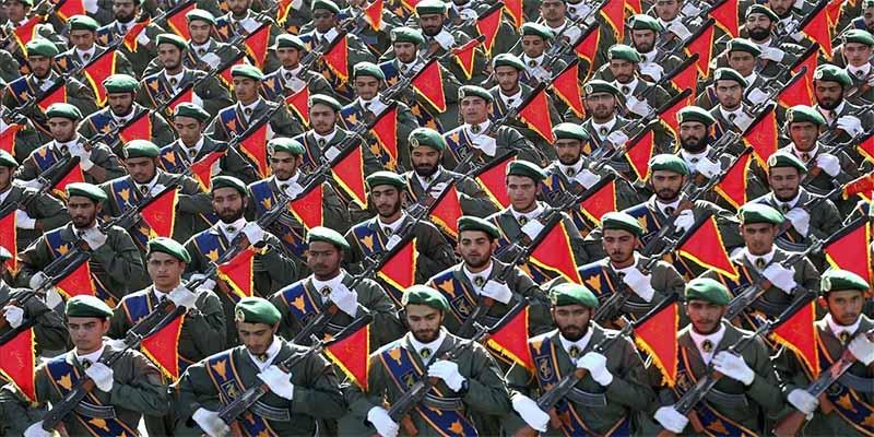 Donald Trump incluye en la lista terrorista a la Guardia Revolucionaria iraní