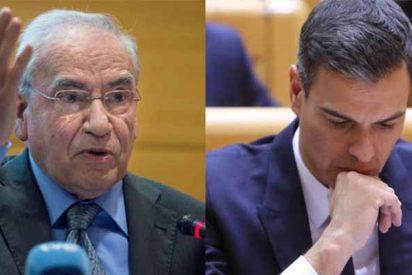 Alfonso Guerra da un serio aviso a Pedro Sánchez pero en el PSOE se han apuntado todos a la anti-España