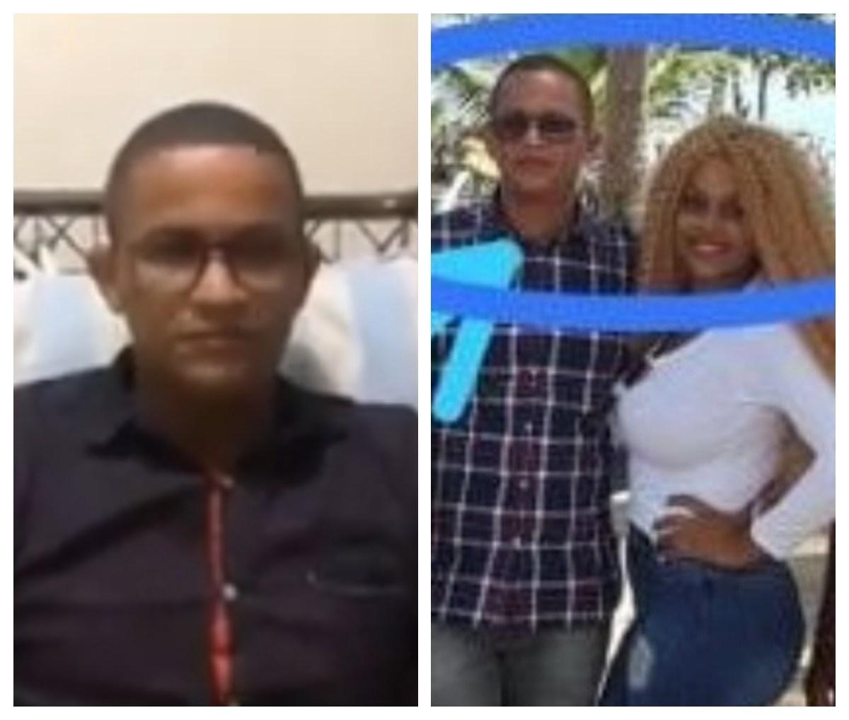 Pillan al jefe de cárceles de República Dominicana en la playa con una reclusa