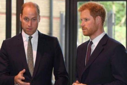 El abismo que separa al príncipe Guillermo de Harry por Meghan Markle