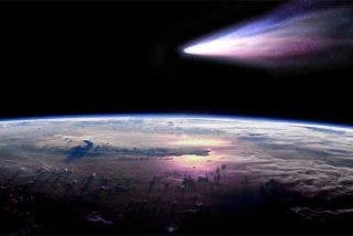 La misteriosa fuente de calor que emana de un cometa que 'visitó' la Tierra