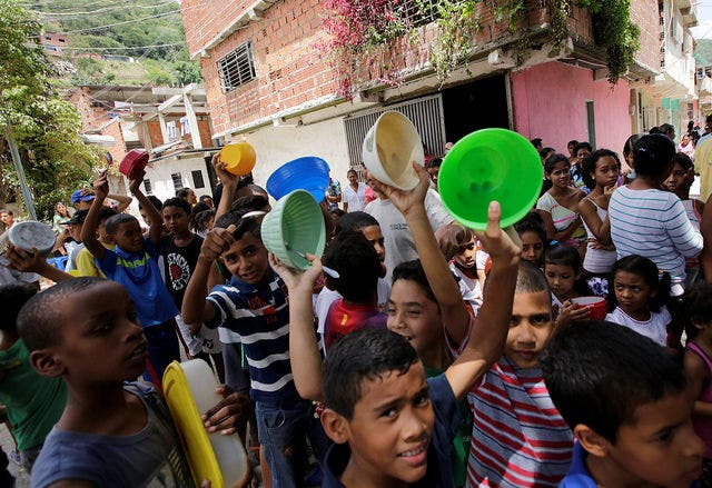"""Human Rights Watch exige a la ONU que declare la """"emergencia humanitaria compleja"""" en Venezuela"""