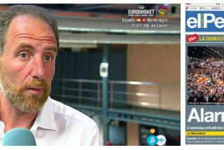 El Periódico de Cataluña 'agota' el stock de pañales y se marca esta portada contra el partido de Santiago Abascal
