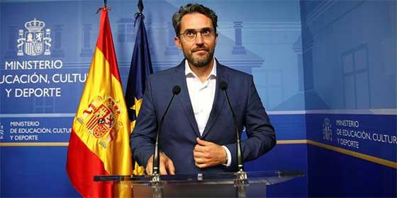 El pastizal que Màxim Huerta 'El breve' trincará en TVE supera en cuatro veces lo que cobraba como ministro
