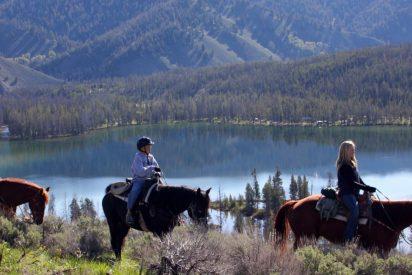 Estados Unidos: Idaho, un paraíso para los amantes de las emociones