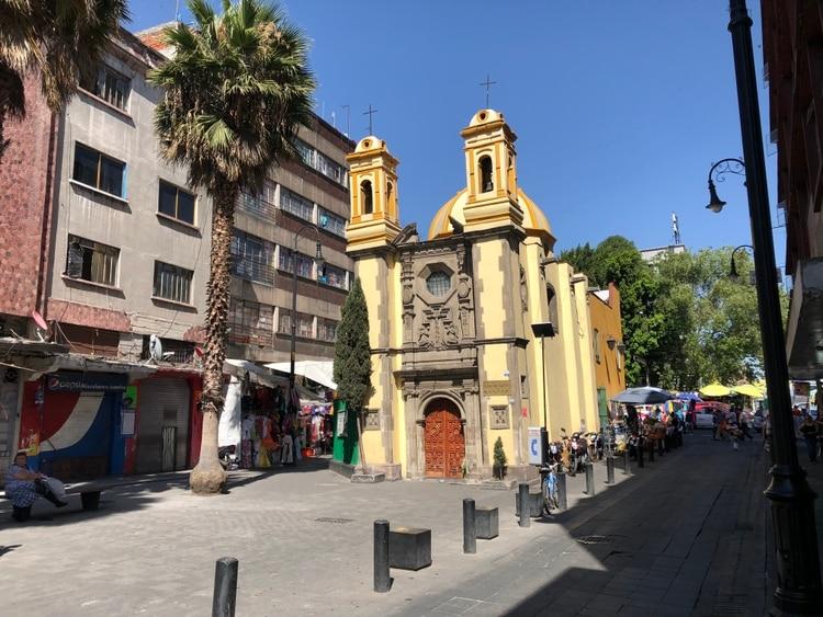 México: La humilde iglesia donde prostitutas y ladrones piden perdón divino