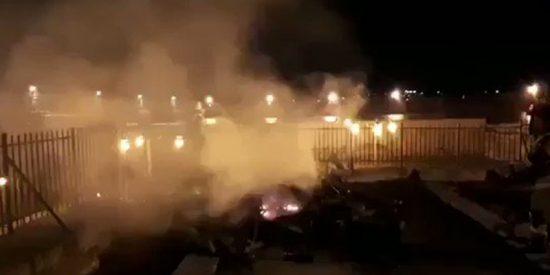 ¿Casualidad?; Se origina un incendio en la mezquita de al-Aqsa en Jerusalén al mismo tiempo que en Notre Dame