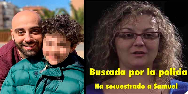 María, la asesora en Infancia de Podemos, tenía secuestrado a su hijo en un 'búnker'