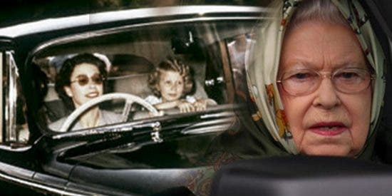 La Reina Isabel II anuncia a sus 92 años que ya no conducirá más por carreteras públicas