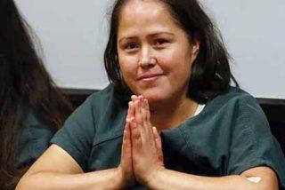 """Cadena perpetua para """"Isabelita"""", la mexicana que asesinó a su esposo y a sus 4 hijos a puñaladas"""